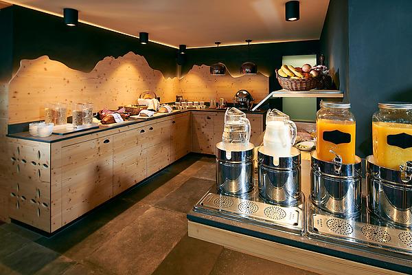 Frühstücks – und Halbpensionsrestaurant
