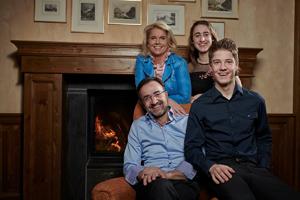 Host Family & Team